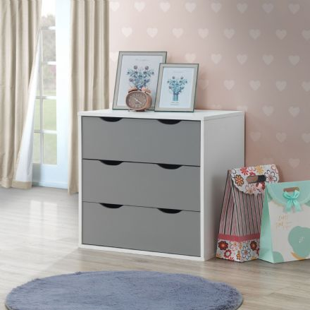 Alton 3 Drawer chest